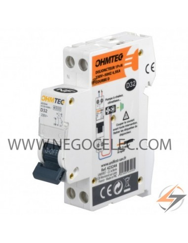 Lot de 2 Batteries 4Ah li-ion Korman
